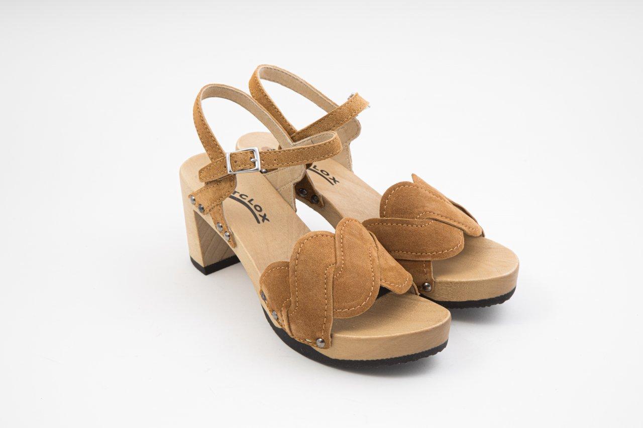 Softclox Sandaletten Lissy caramel