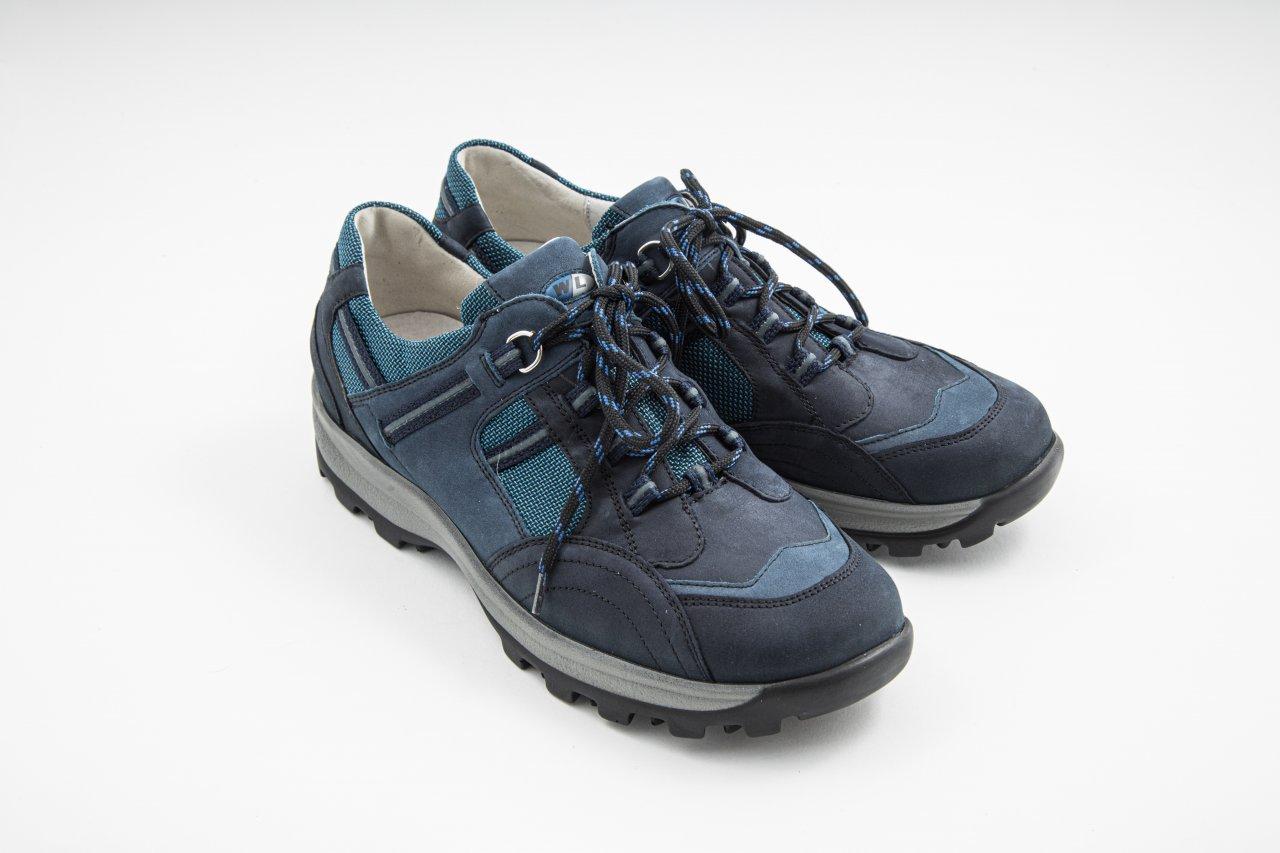 Waldläufer Schnürschuh HOLLY blau