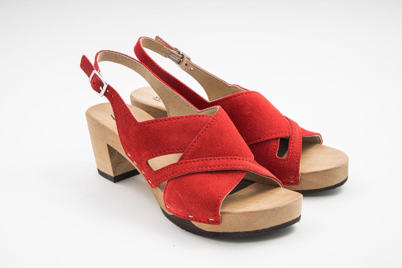Softclox Sandaletten Runa rot