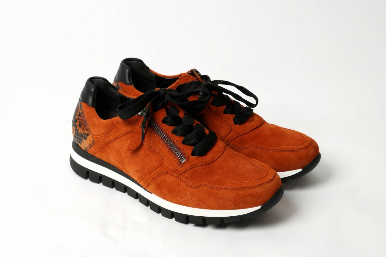 Gabor Komfort Sneakers rost/curry