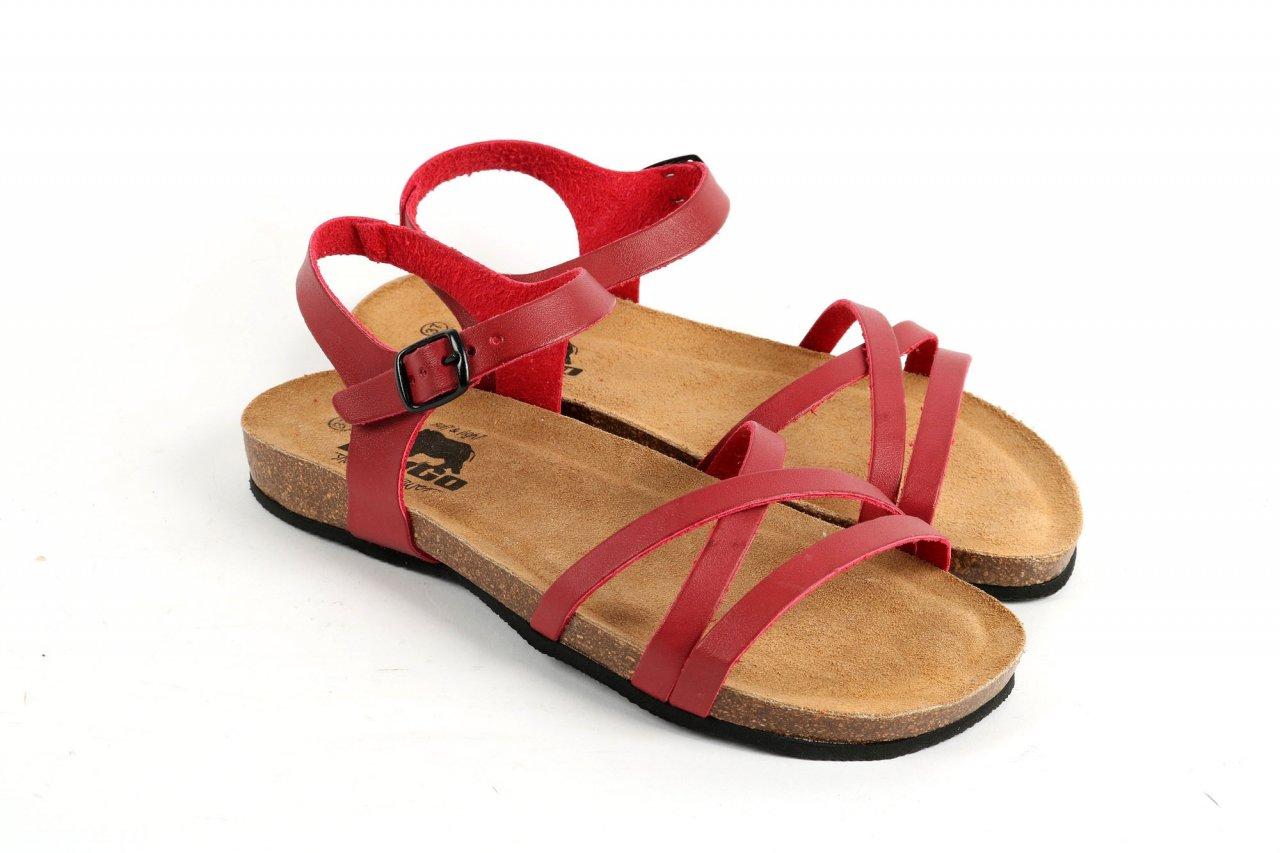Longo Sandaletten rot
