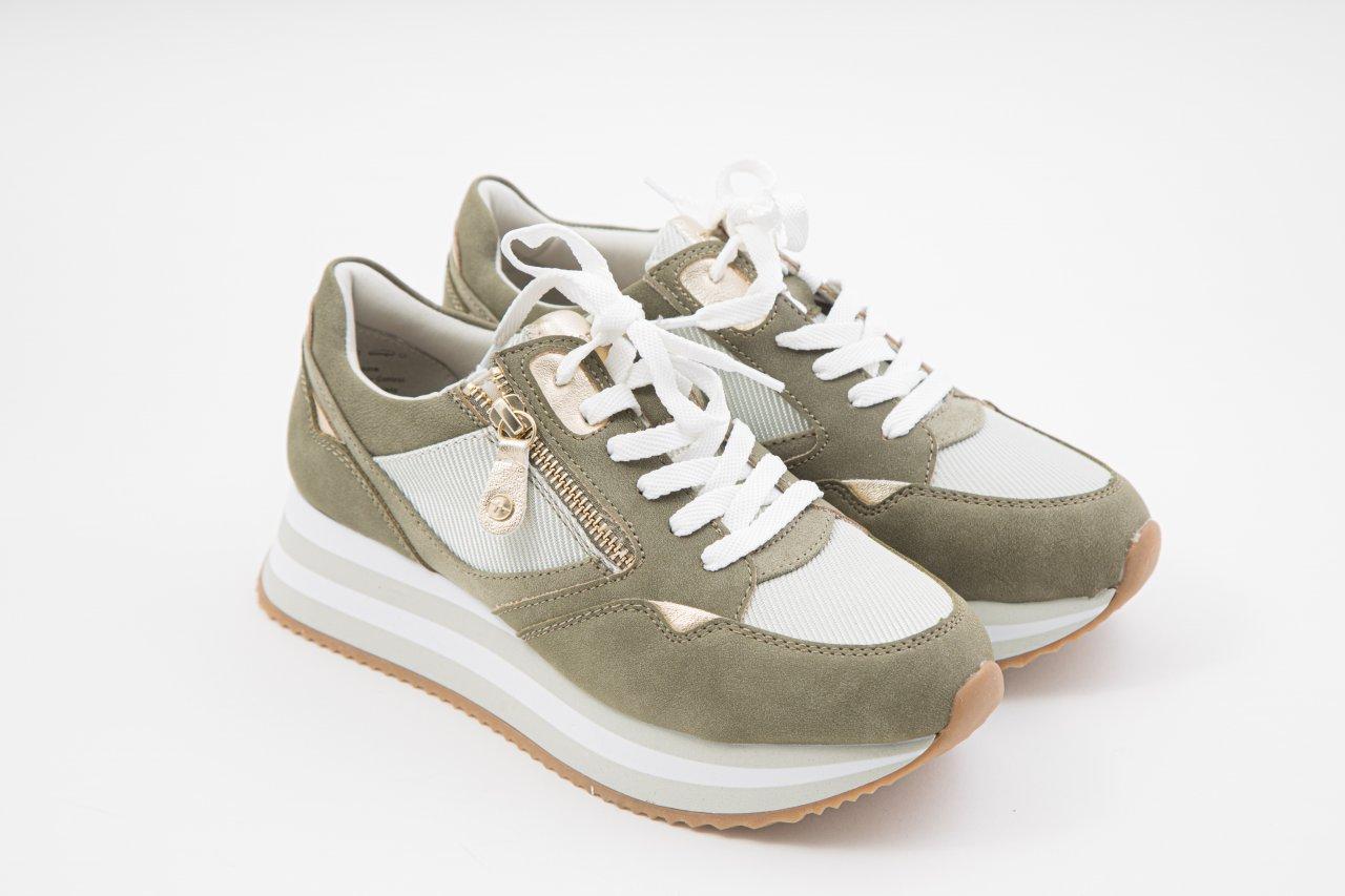 Tamaris Sneaker olive