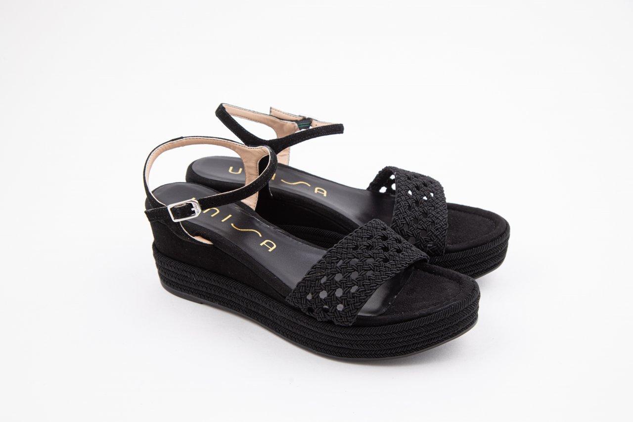 Unisa Sandaletten schwarz