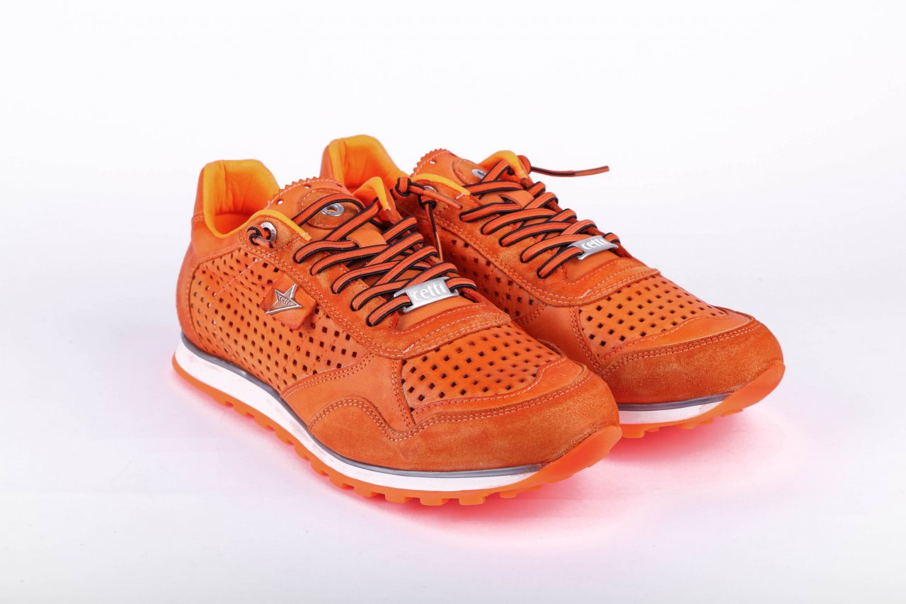 Cetti Sneaker orange