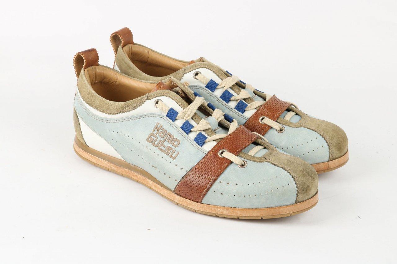 Kamo-Gutsu Sneakers blau