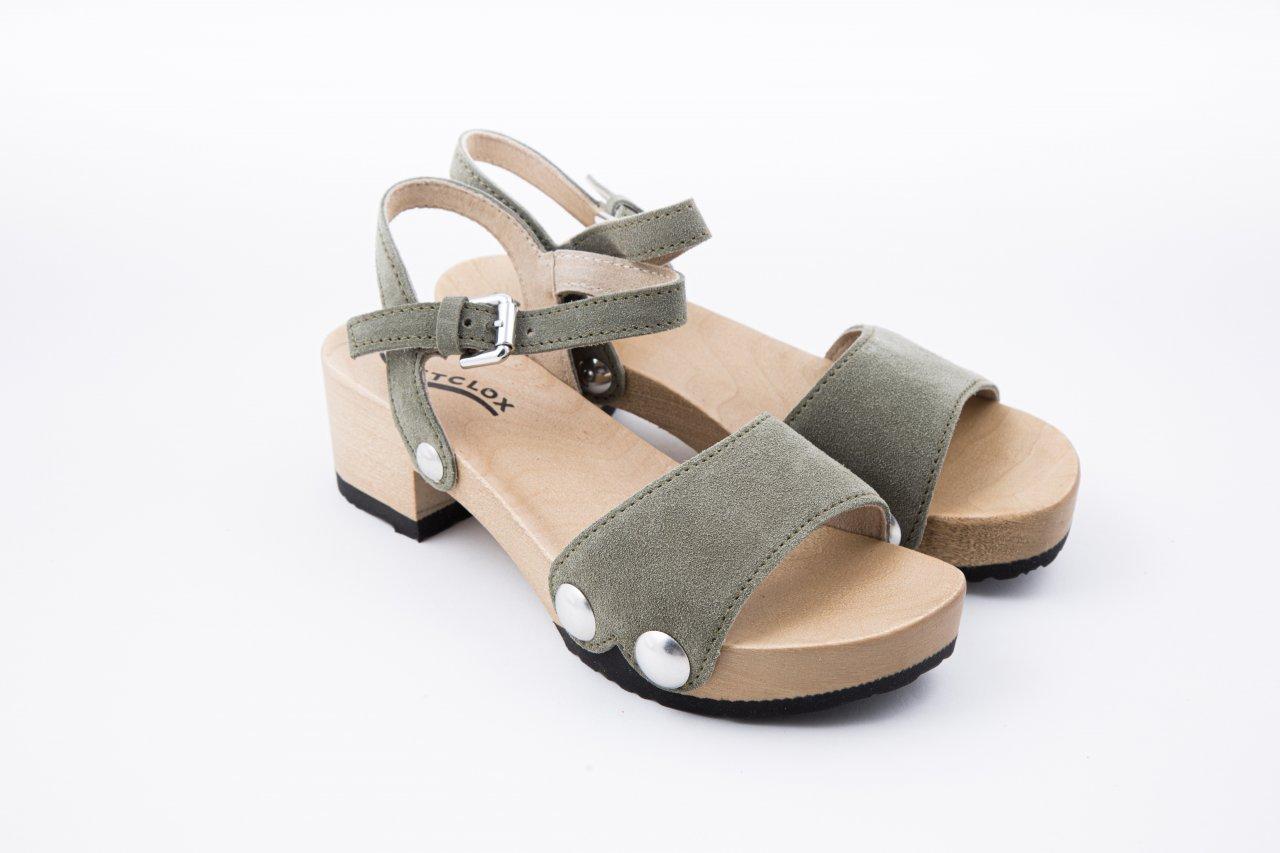 Softclox Sandale khaki