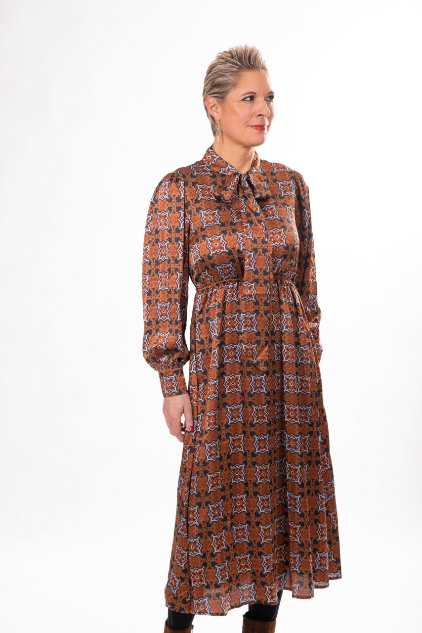 Molly Bracken Kleid Camel