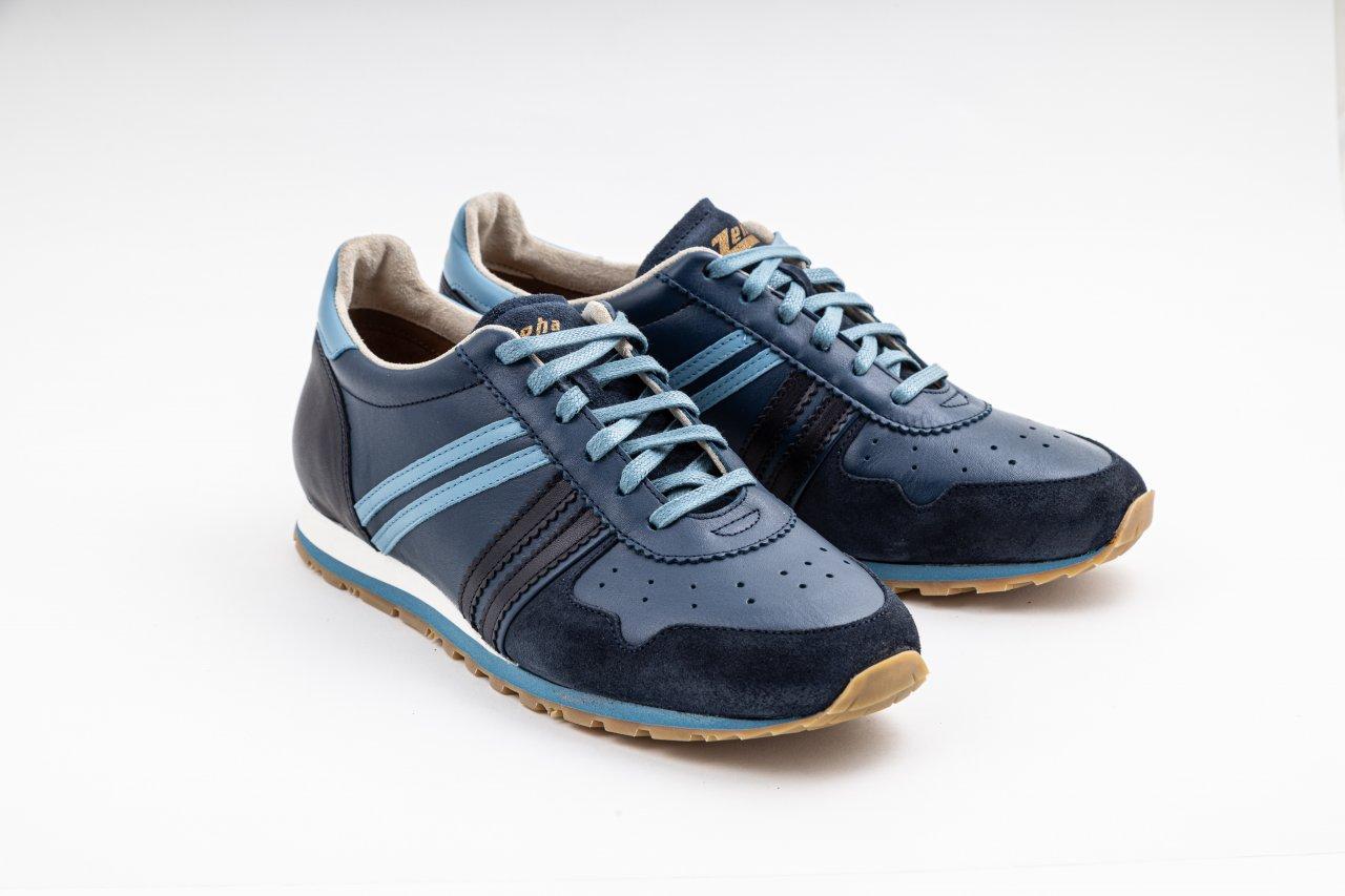 Zeha Berlin Sneaker Marathon blau