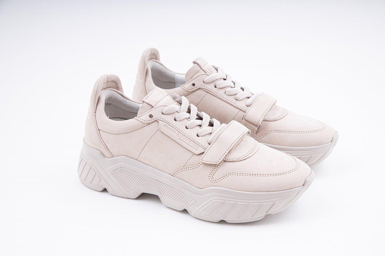 "Kennel & Schmenger Sneakers ""Boom"" beige"