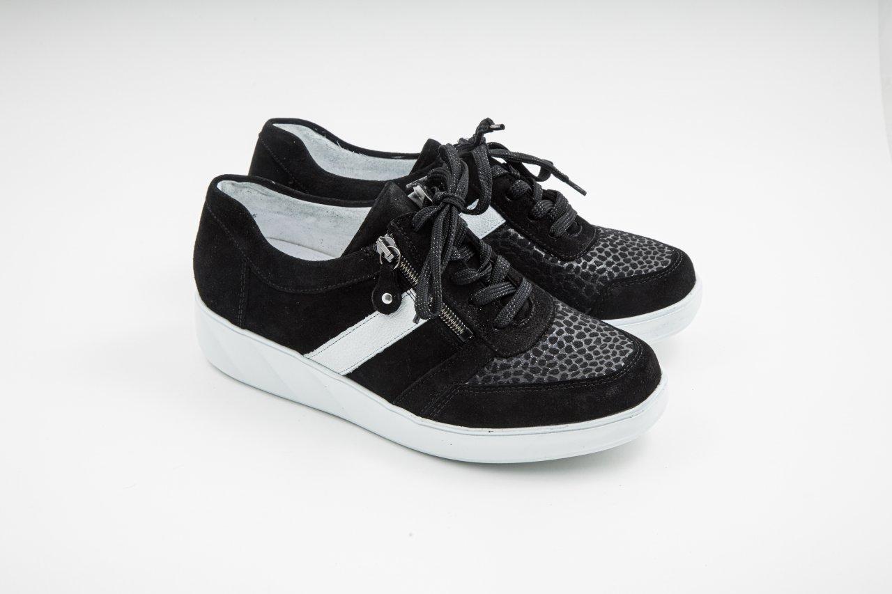 Waldläufer Sneakers K-Lilli schwarz