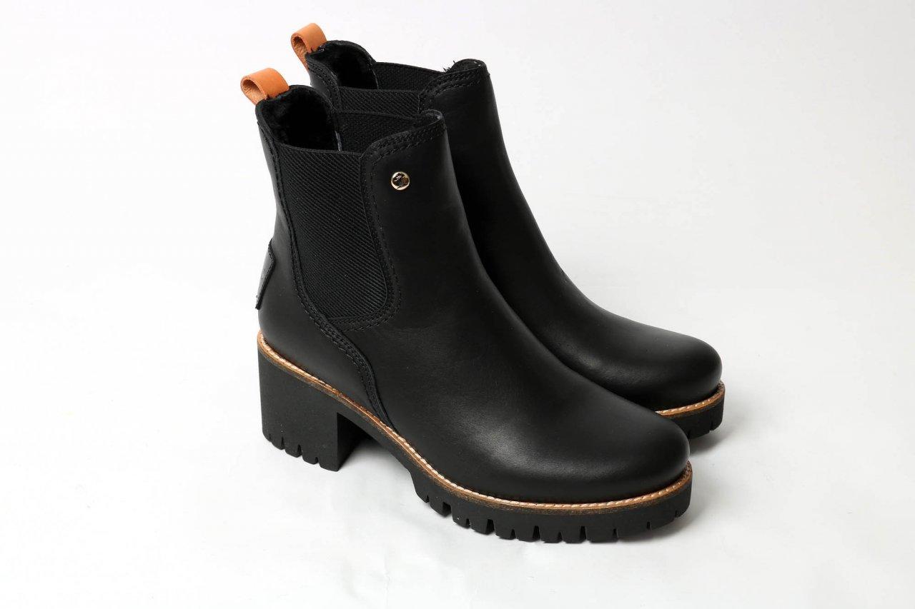 Panama Jack Chelsea Boots schwarz