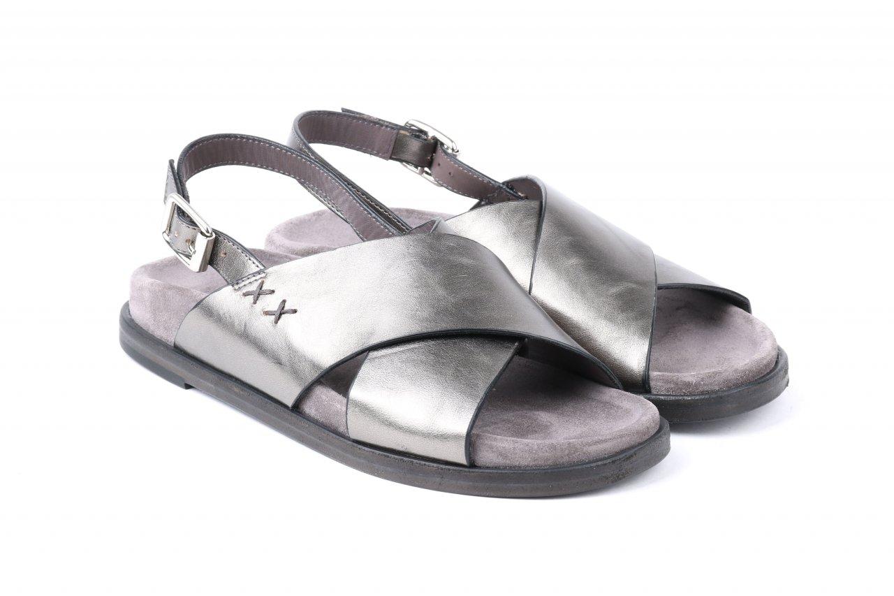 Interno Sandalette grau/anthrazit metallic