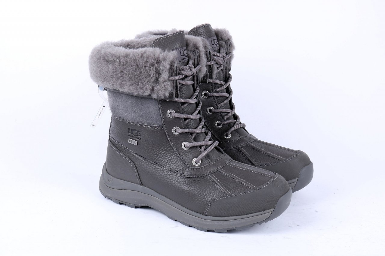 "UGG Boots ""Adirondack Boot III"" grau wasserfest"