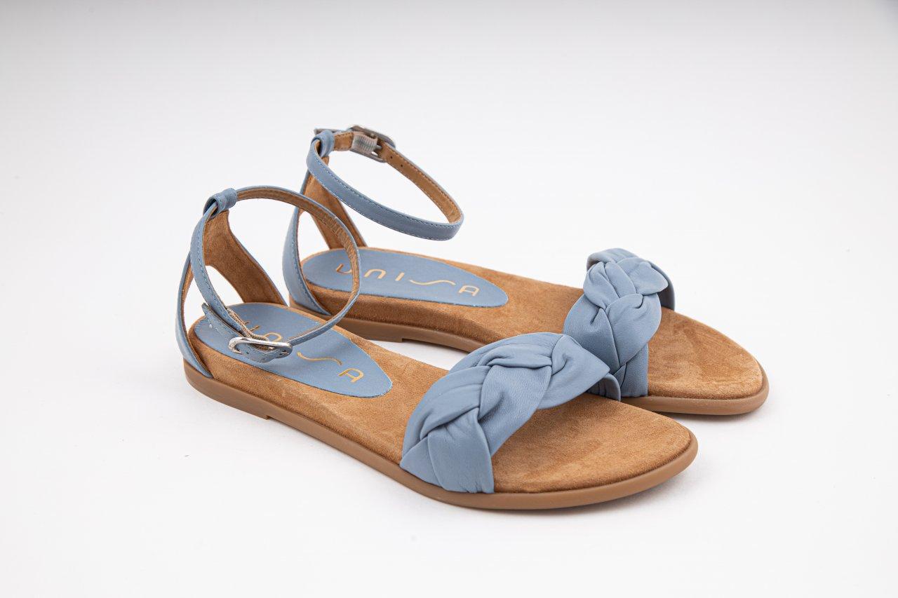 Unisa Sandaletten jeansblau