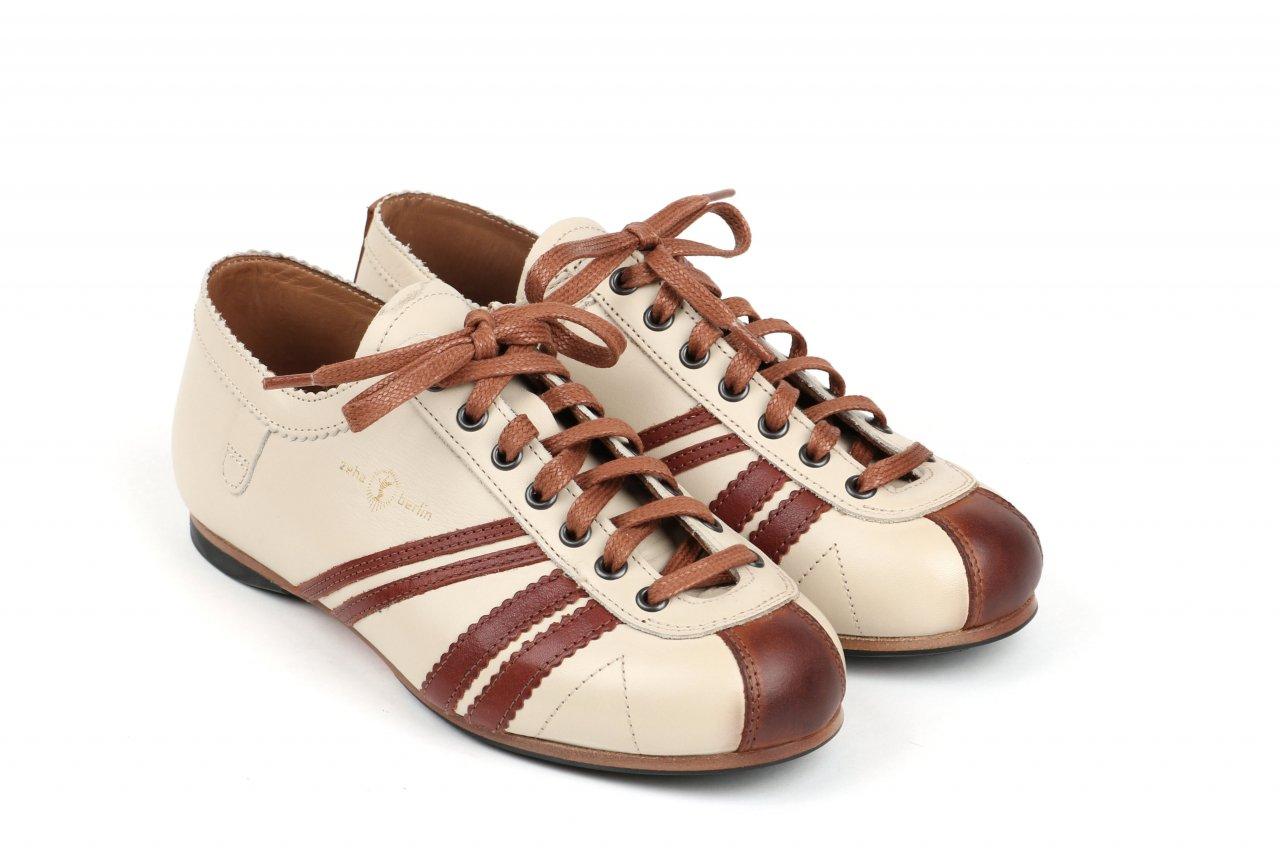 """Zeha Berlin Sneakers """"Club"""" beige"""