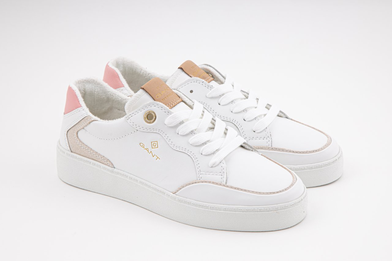 """Gant Sneakers """"Lagalilly"""" weiß"""