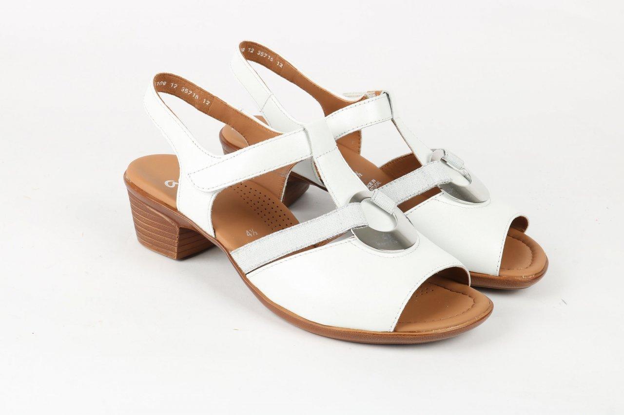 Ara Sandaletten weiß