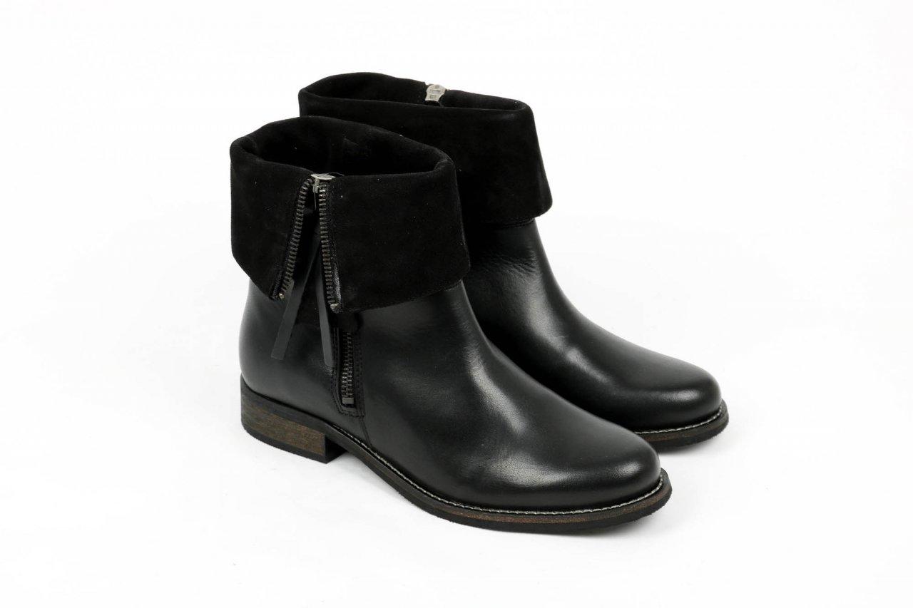 Online Shoes Stiefeletten schwarz