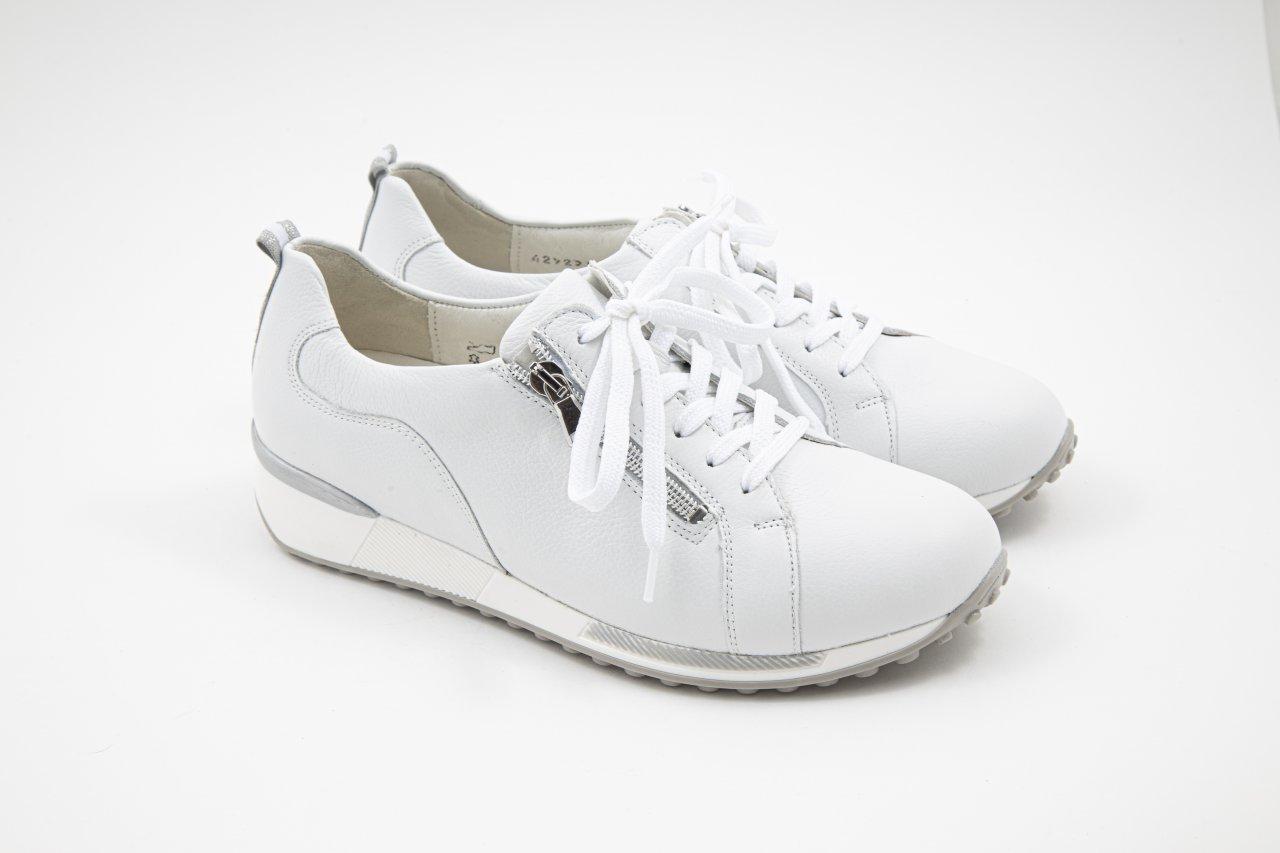 Waldläufer Sneakers H-Jule weiß