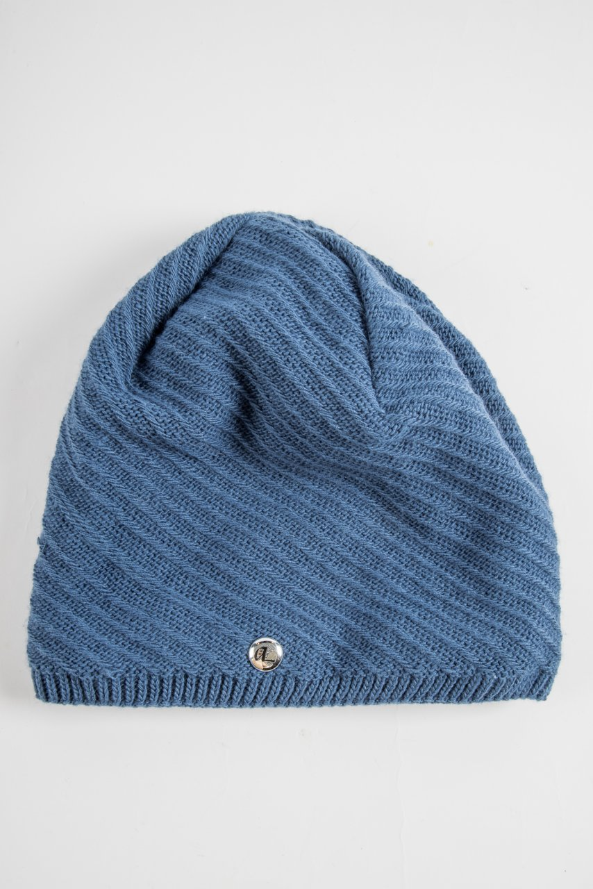 Yours Mütze blau