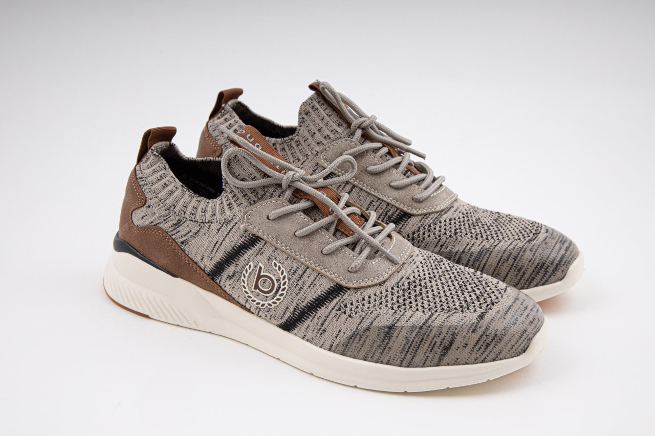 "Bugatti Sneakers ""Landcaster"" beige"