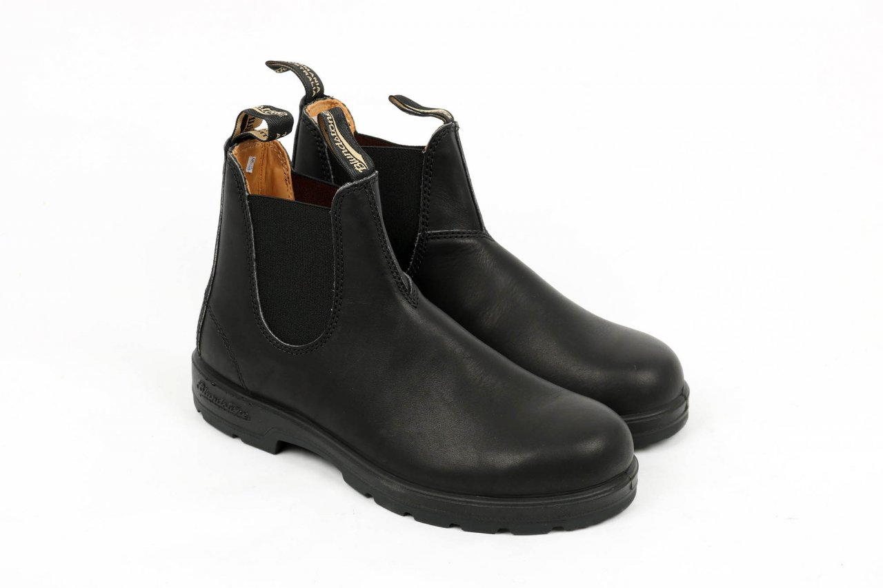 Blundstone Chelsea Boots schwarz