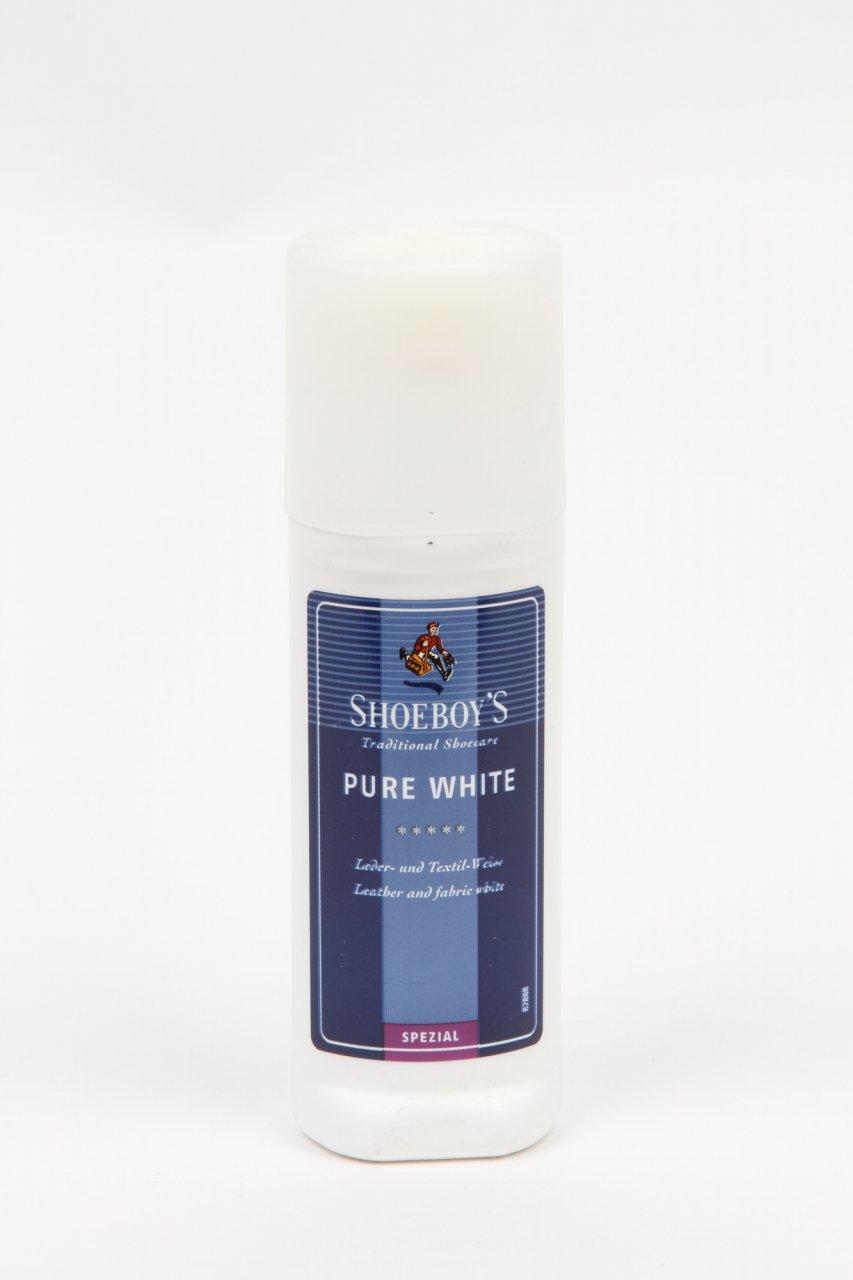 Shoeboy´s Pure White