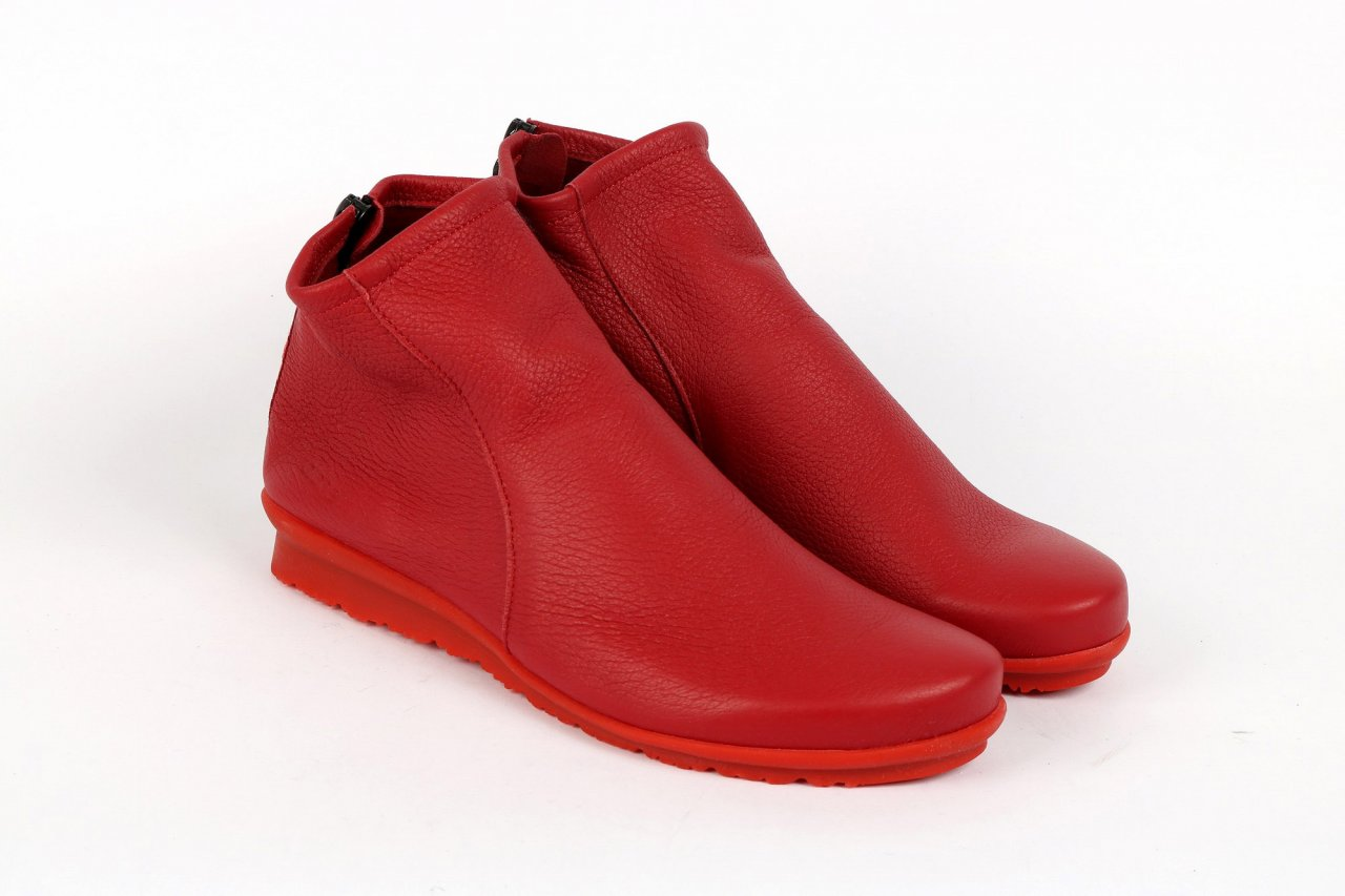 Arche Stiefeletten Baryky rot