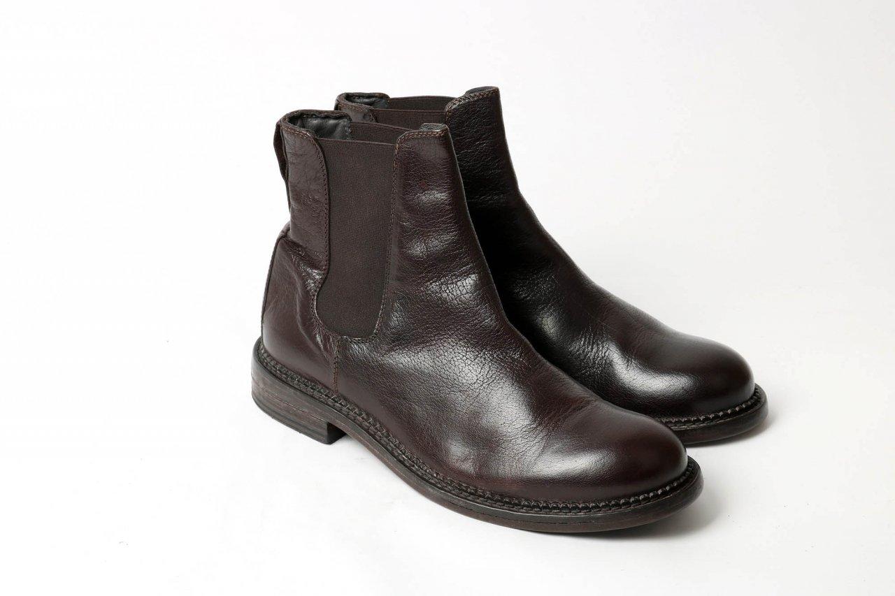 Moma Chelsea Boots braun