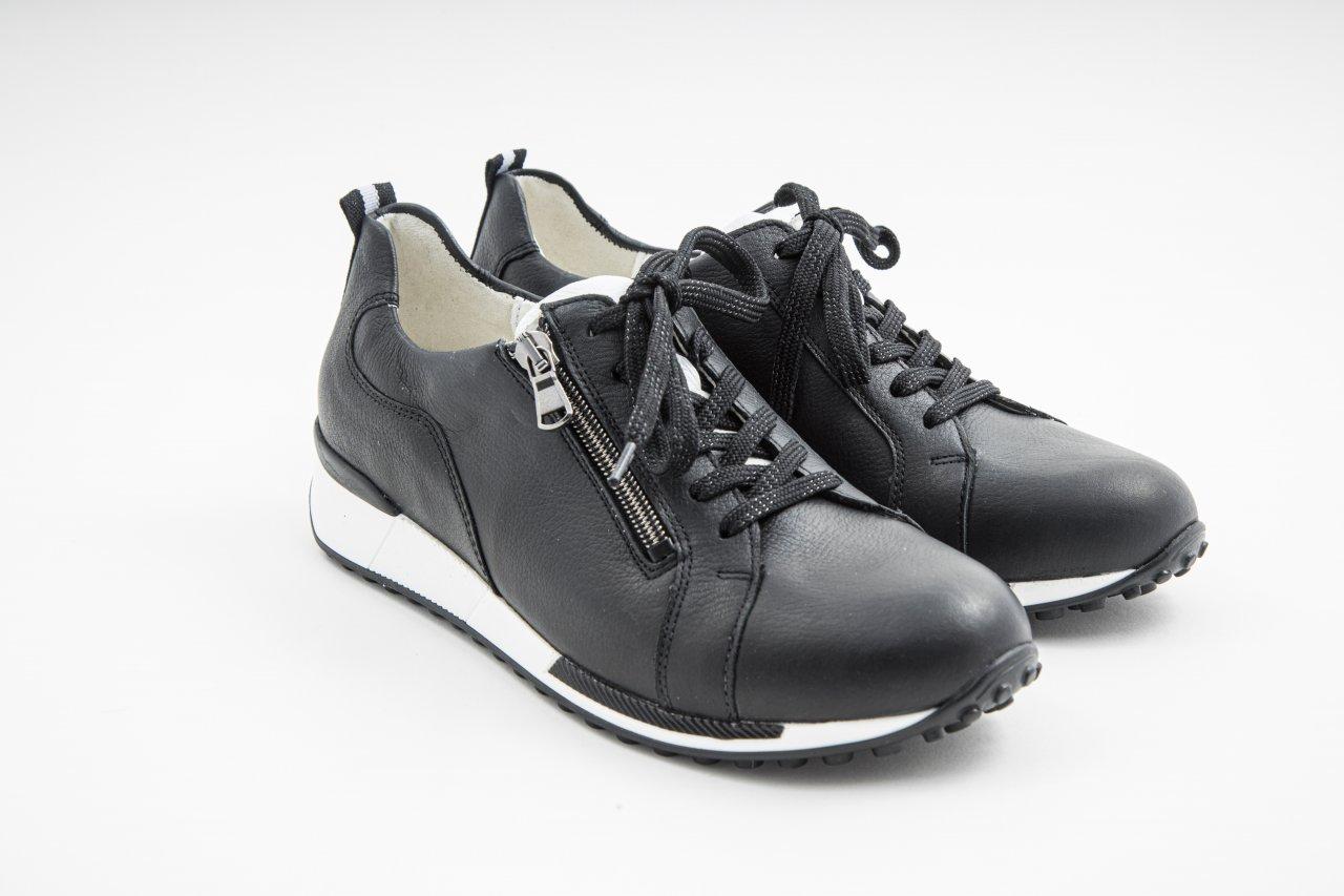 Waldläufer Sneakers H-Jule schwarz