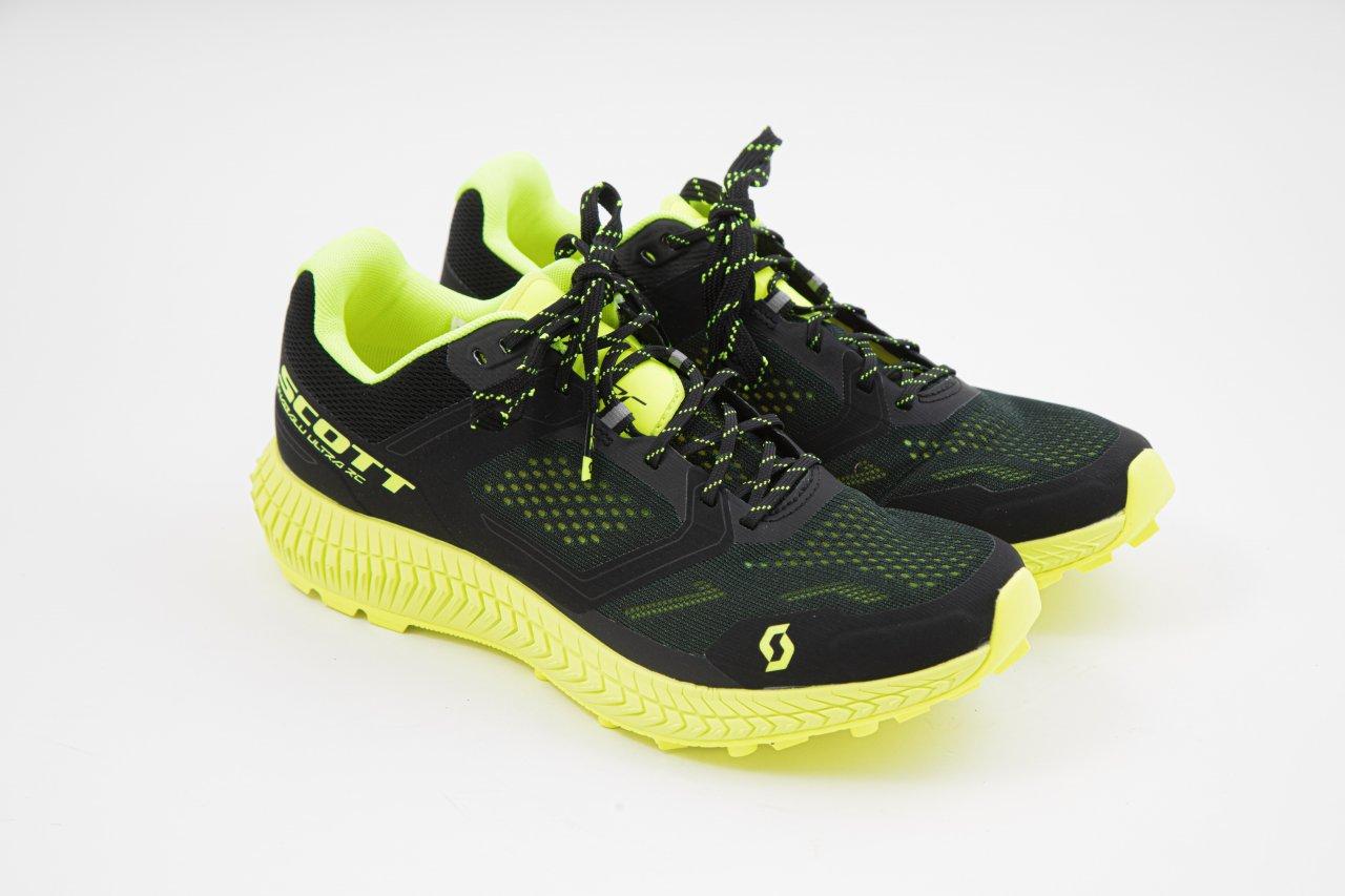 Scott Sneakers schwarz