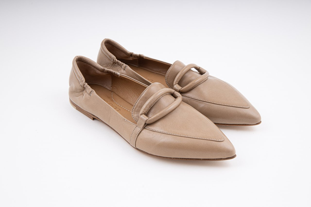 "Pomme d´Or Slipper ""Grace"" nude"