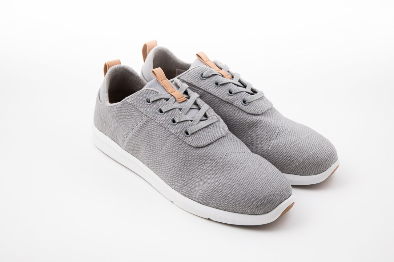 Toms Sneaker CABRILLO hellgrau