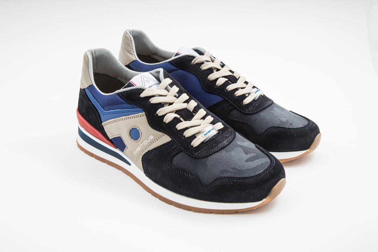 Ambitious Sneaker blau