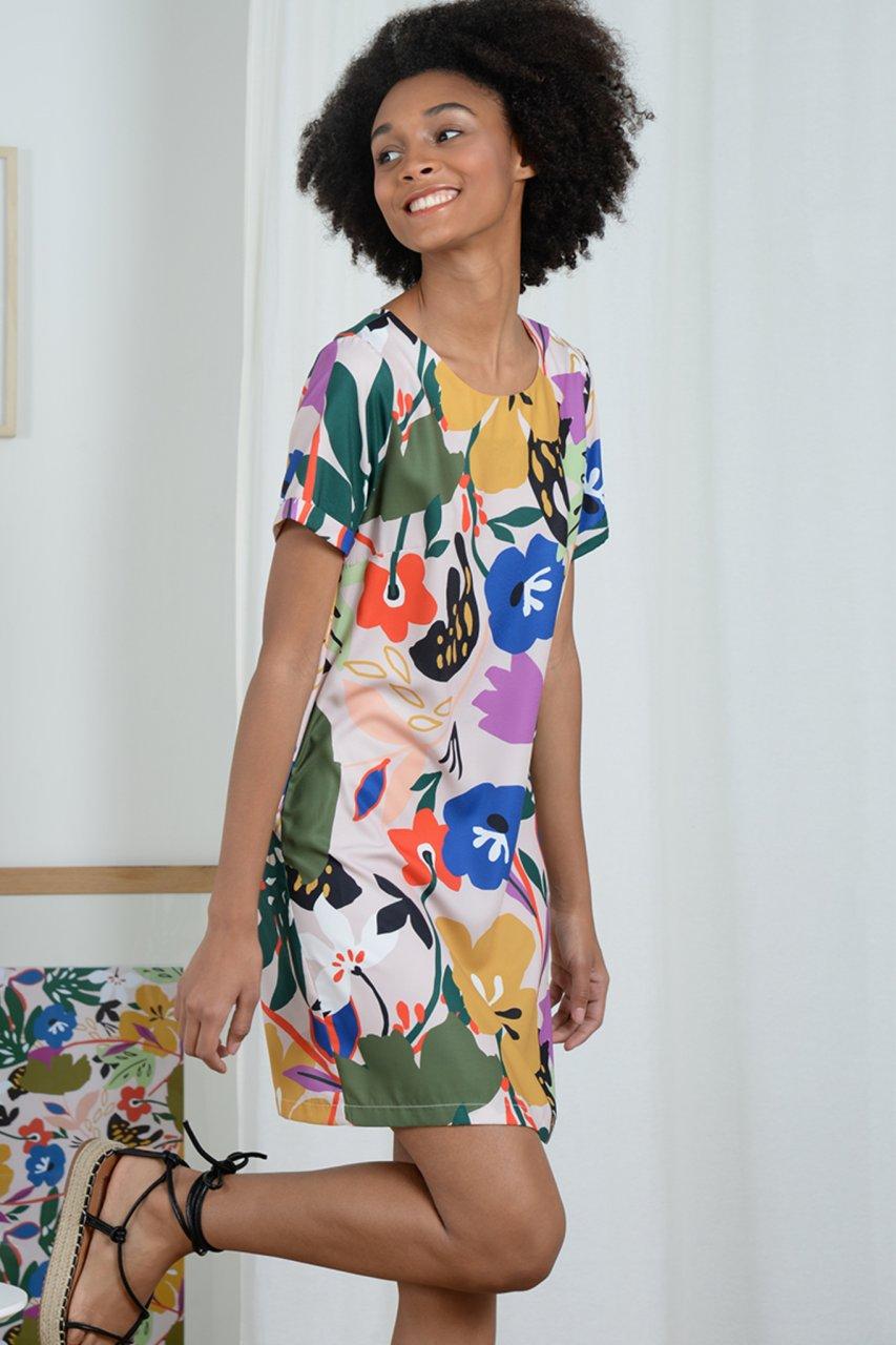 Molly Bracken Kleid floral