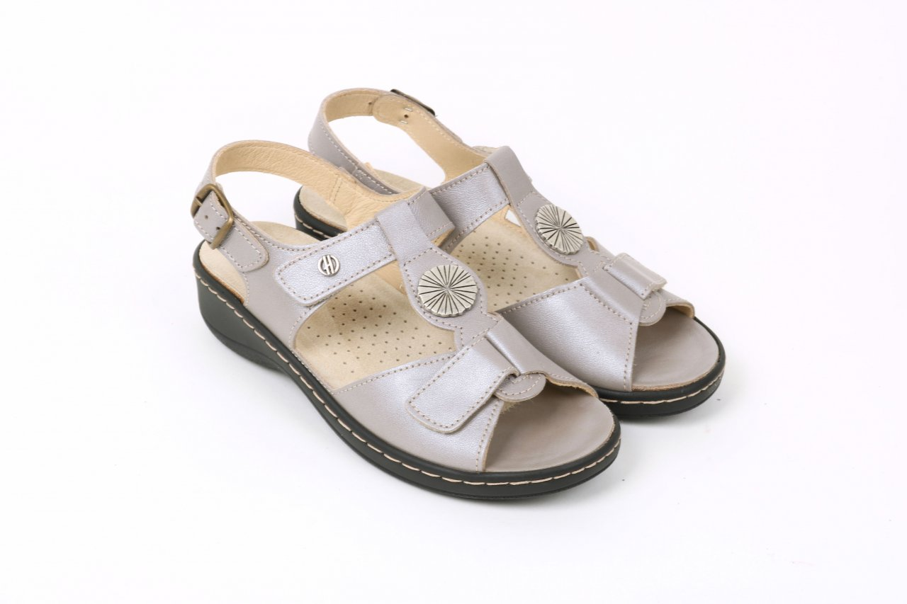 Hickersberger Sandalette taupe