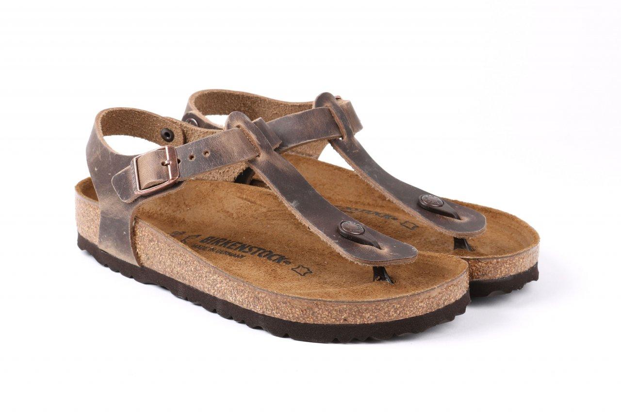 """Birkenstock Sandalette """"Kairo BS (Zehensteg)"""" braun"""