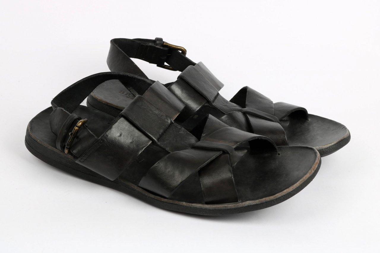 Brador Sandalen schwarz
