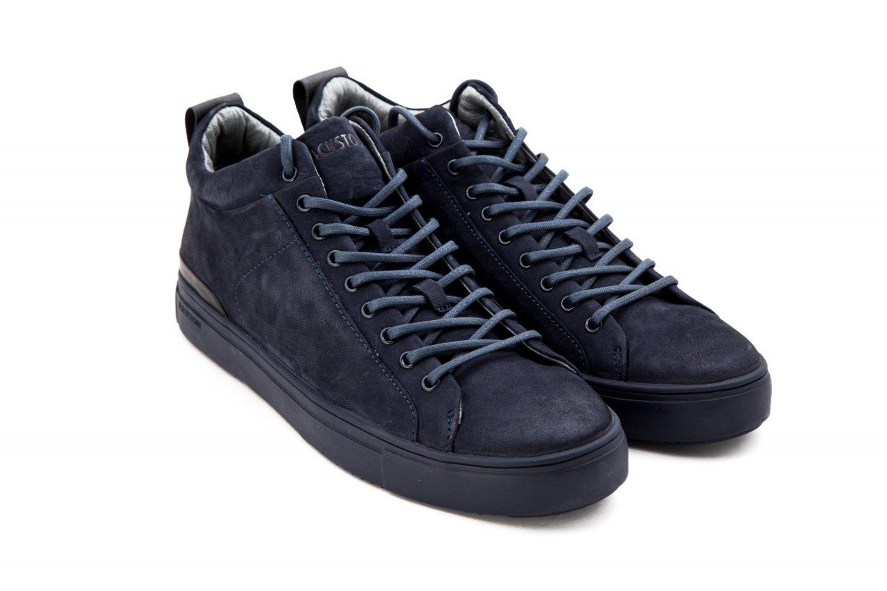 Blackstone Sneakers blau