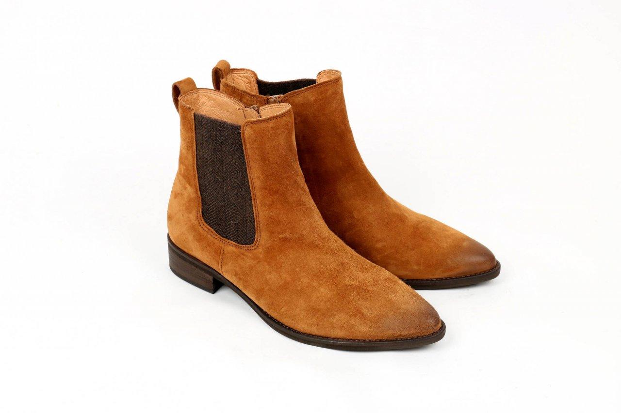 Gabor Chelsea Boots cognac