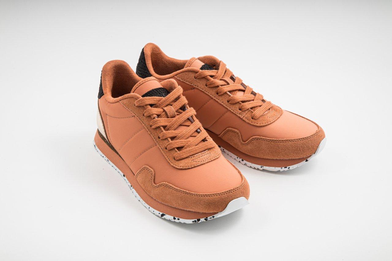 Woden Sneakers WL 163 orange