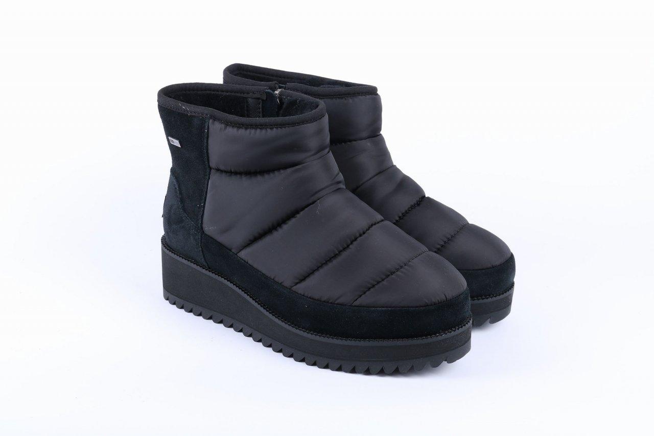 UGG Boots Ride Mini black schwarz DRY TECH wasserdicht
