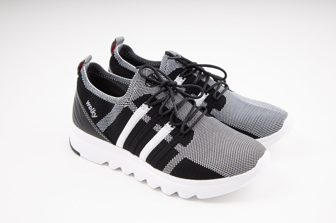 Wolky Sneakers Mako 3-D schwarz