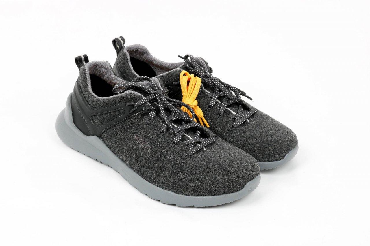 """Keen Sneakers """"Highland-Arway"""" grau/schwarz"""