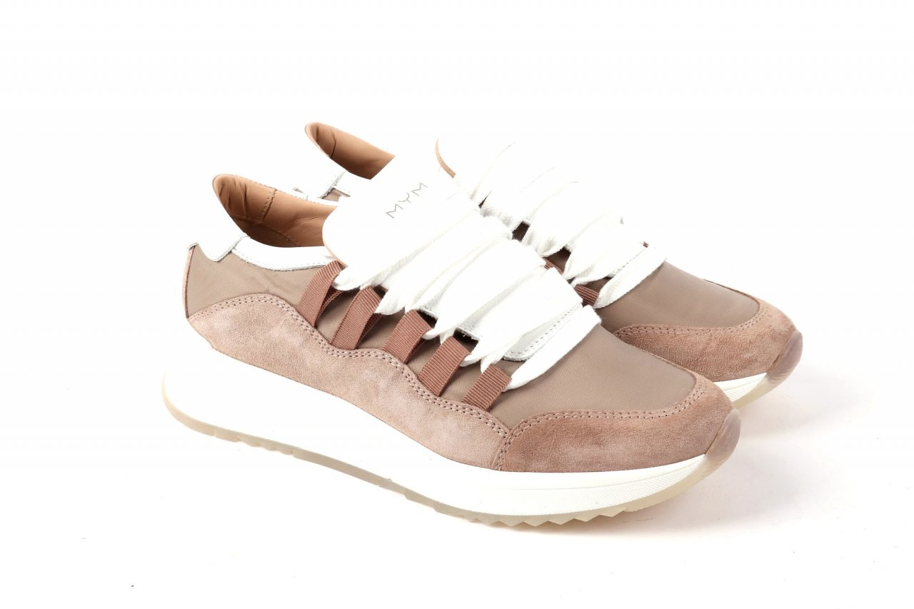 "MYM Sneakers "" Willy Wonder"" beige"