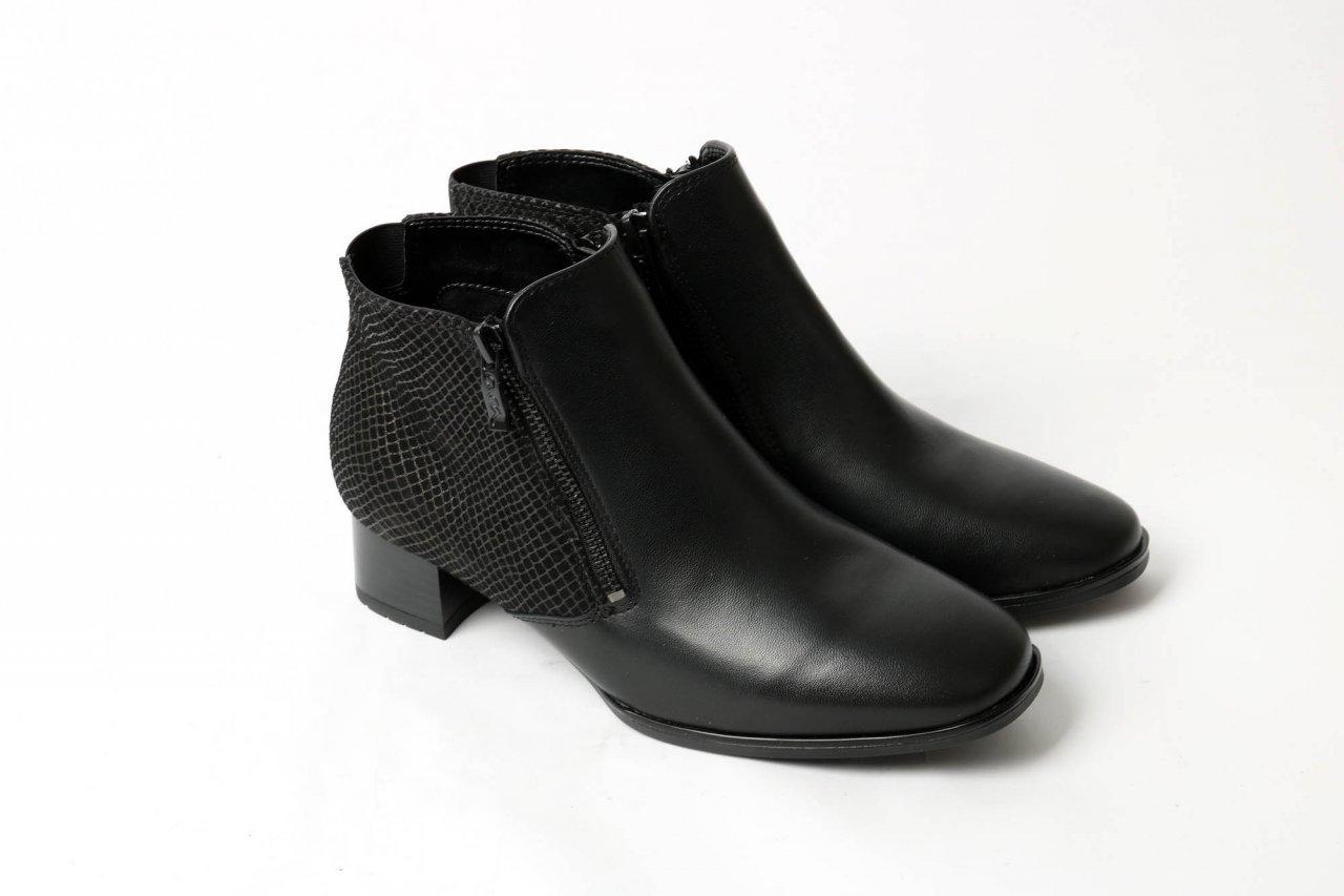 Ara Stiefeletten schwarz