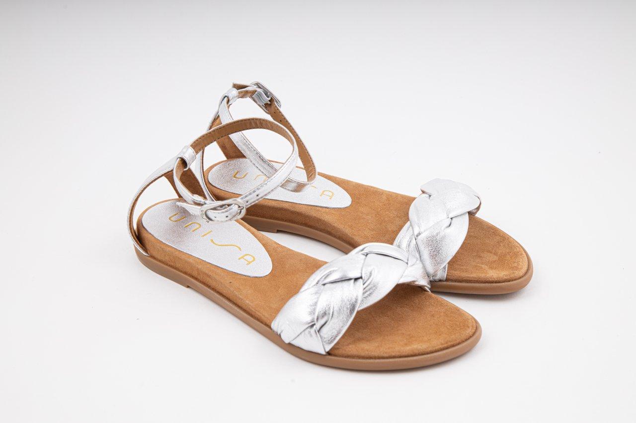Unisa Sandaletten silber