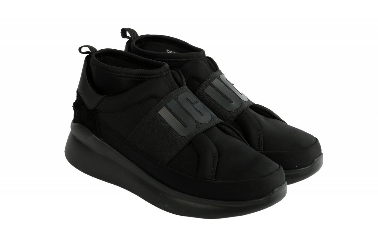 "UGG Sneakers ""Neutra"" schwarz"