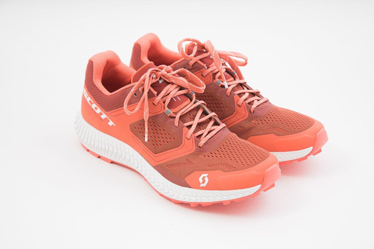Scott Sneakers rost/orange
