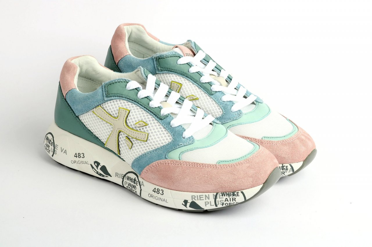 "Premiata Sneakers ""Zac-Zac"" multicolor"